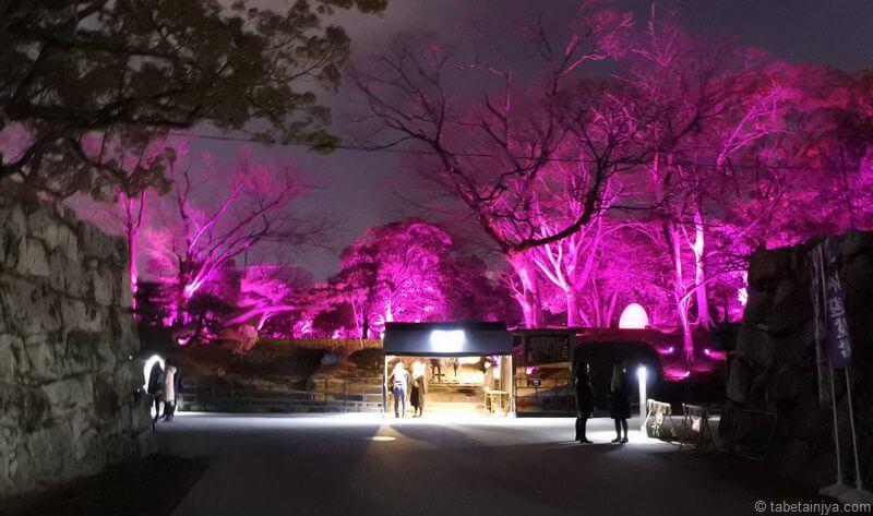 チームラボ+広島城